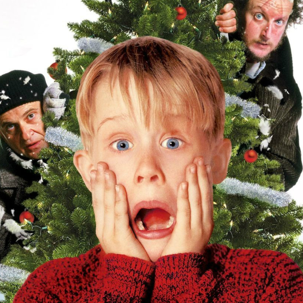 Photo of Macaulay Culkin as Kevin in the Movie Home Alone