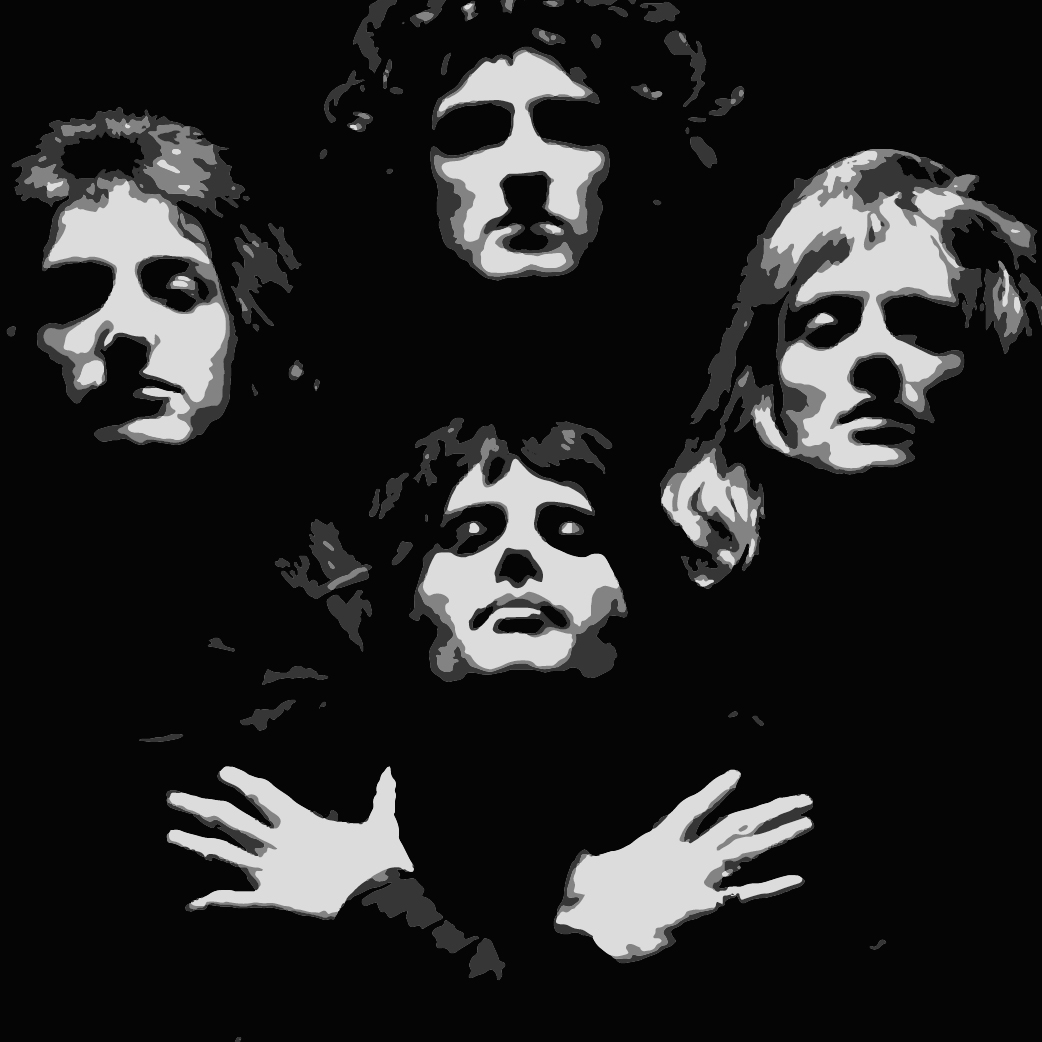 Bohemian Rhapsody album cover